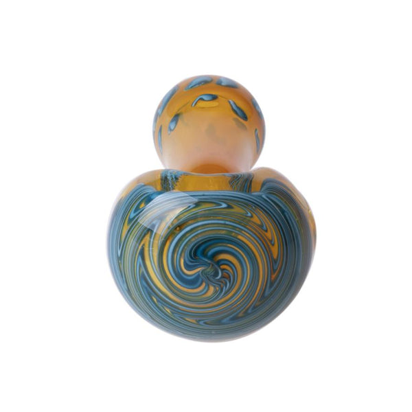 Hand Pipe - Cosmic Glass