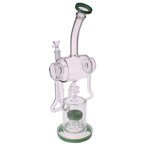"16"" Barrel Matrix Recycler WP0029"