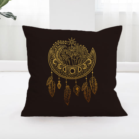 Dark Nights Square Cushion Cover (PRE-ORDER)