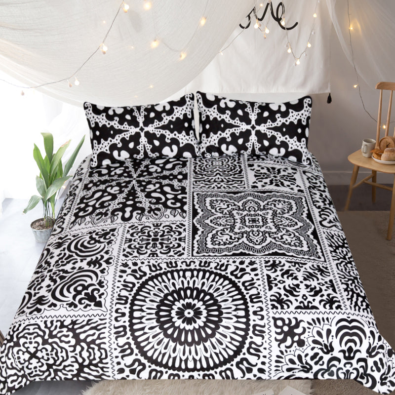 Luxe Quilt Cover Set