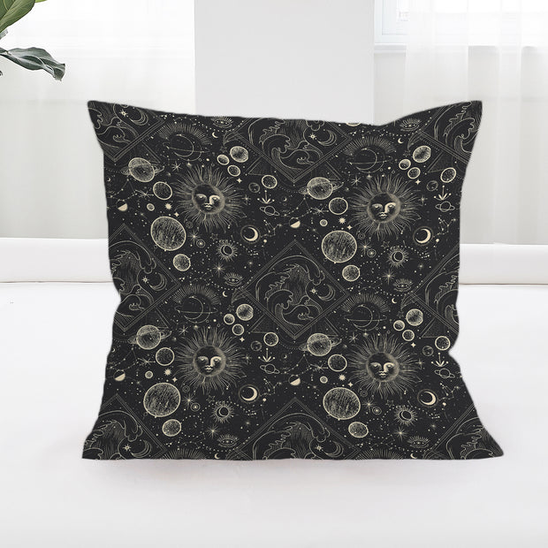 Astrology Square Cushion Cover