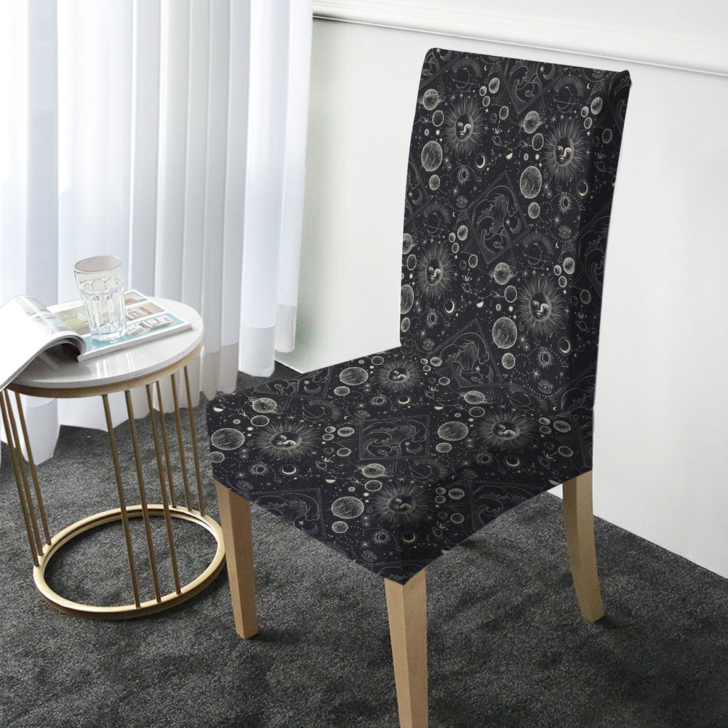 Astrology Chair Cover - Bohemian Vibes Australia
