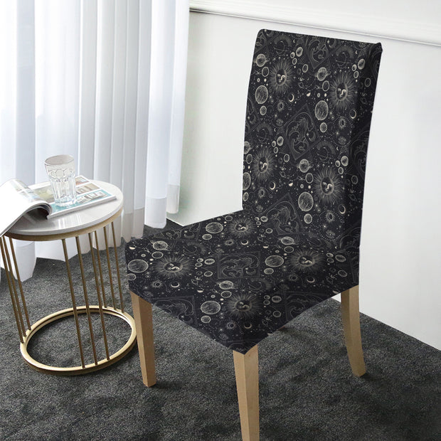 Astrology Chair Cover