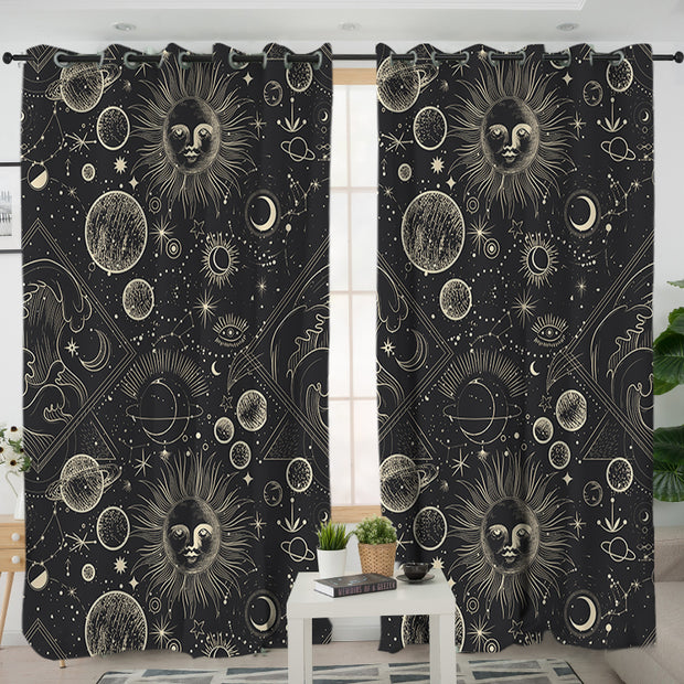 Astrology Curtains