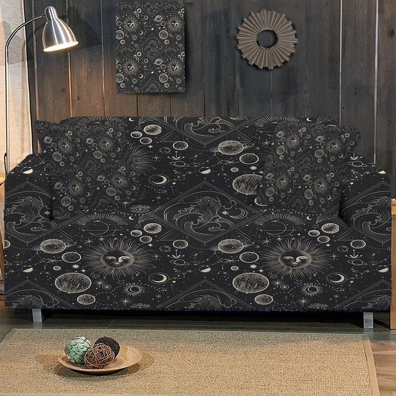 Astrology Sofa Cover - Bohemian Vibes Australia