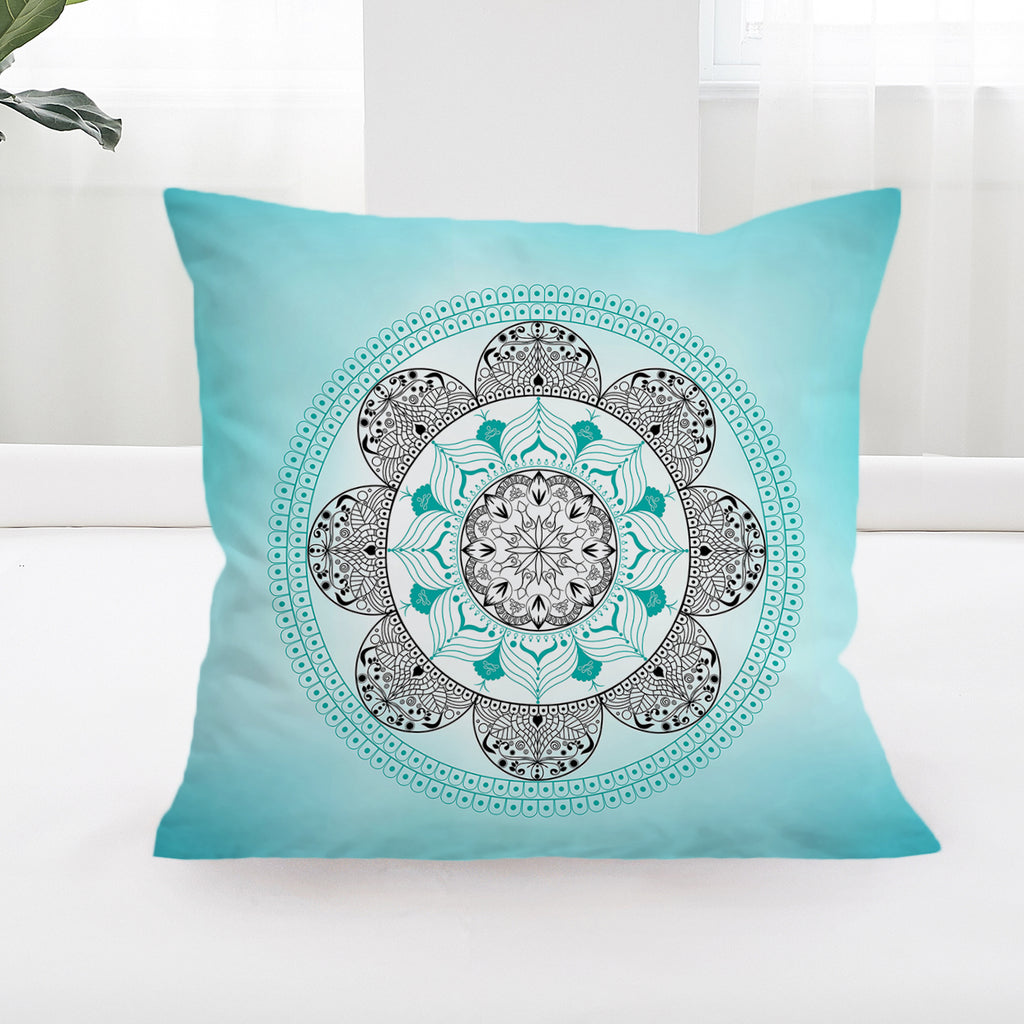 Namaste Ombre Square Cushion Cover