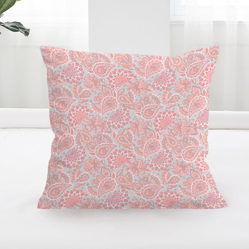 Melody Square Cushion Cover - Bohemian Vibes Australia