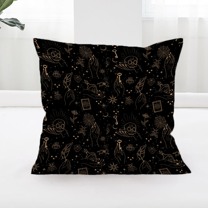 Spell Bound Cushion Cover - Bohemian Vibes Australia