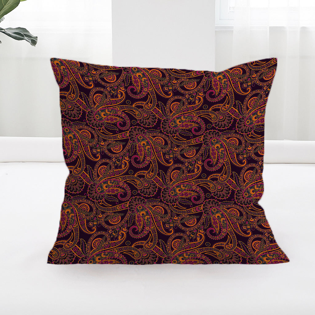 Gypsy Square Cushion Cover - Bohemian Vibes Australia