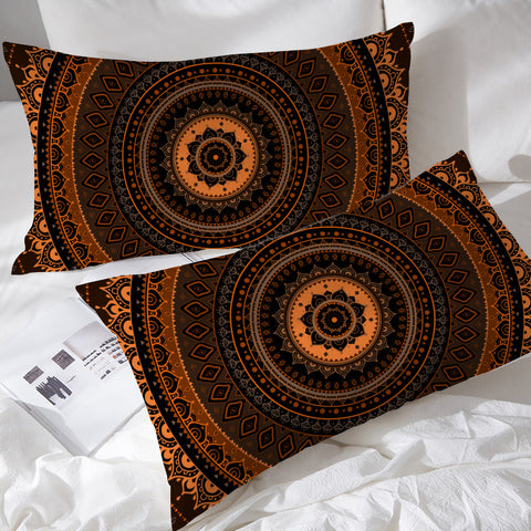 Sunset Pillowcases