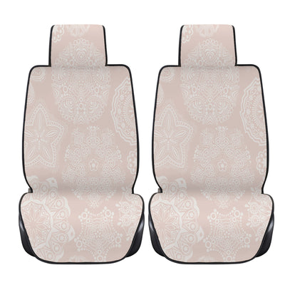 Pastel Rose Car Seat Cover