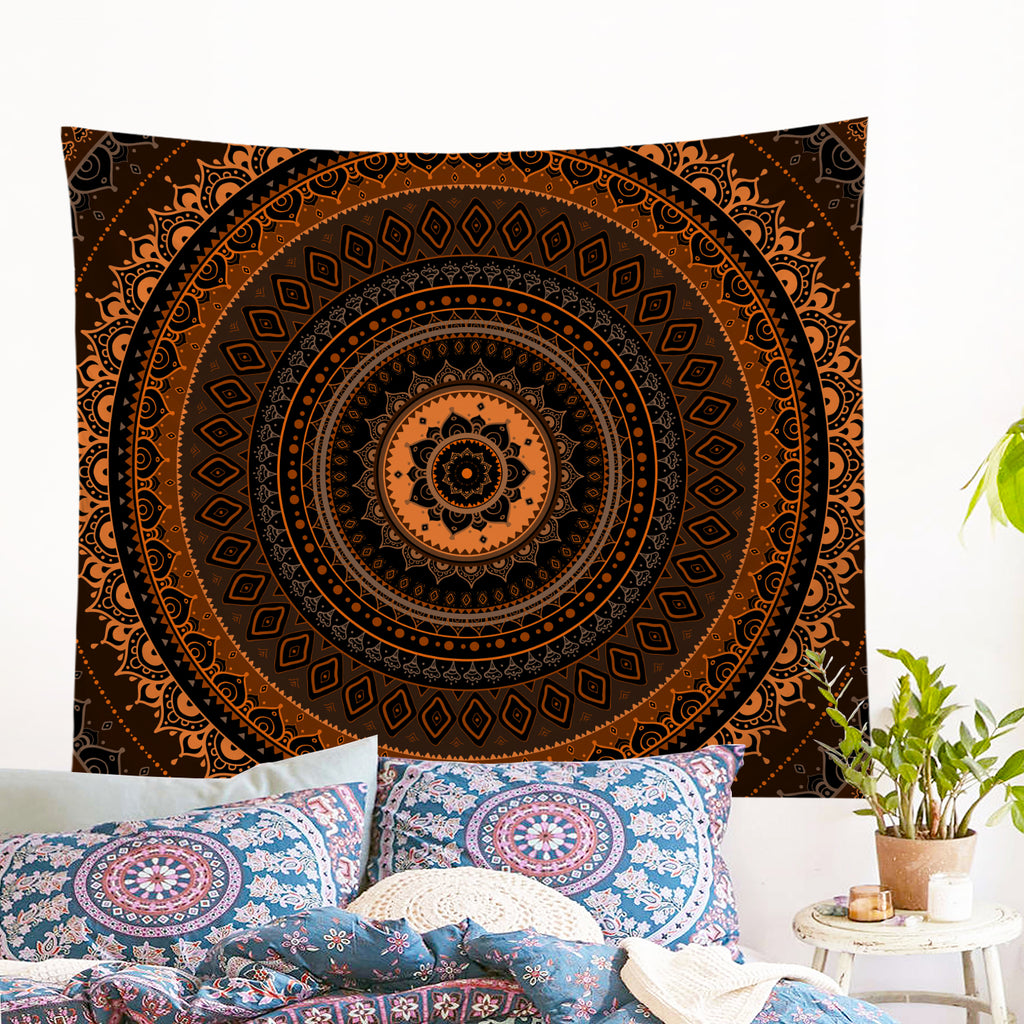 Sunset Wall Tapestry - Bohemian Vibes Australia