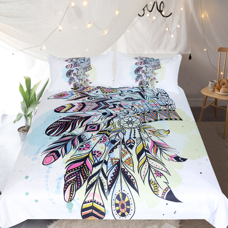 Wild Child Quilt Cover Set