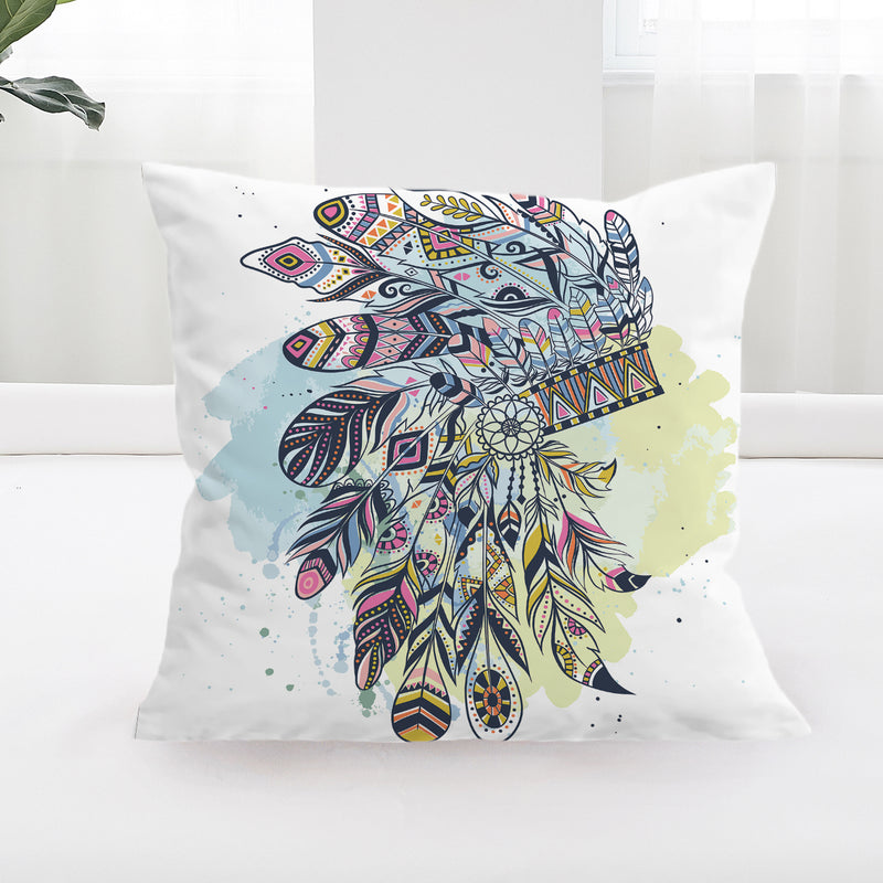 Wild Child Cushion Cover - Bohemian Vibes Australia