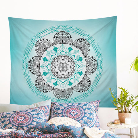 Namaste Ombre Tapestry Wall Hanging (PRE-ORDER)