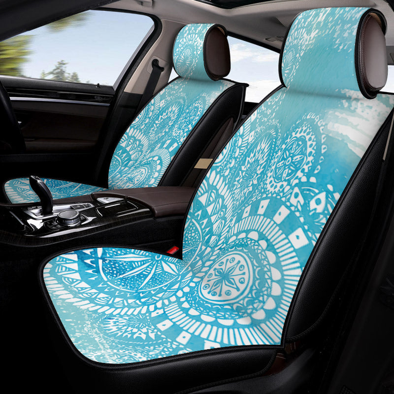 Deep Sea Car Seat Cover - Bohemian Vibes Australia