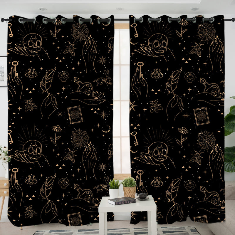 Spell Bound Curtains - Bohemian Vibes Australia