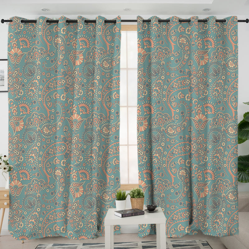 Avery Curtains - Bohemian Vibes Australia