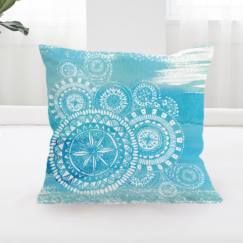 Deep Sea Square Cushion Cover *PRE-ORDER*