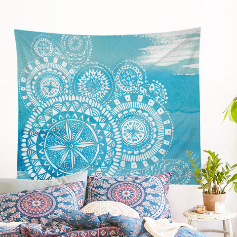 Deep Sea Tapestry Wall Hanging (PRE-ORDER)