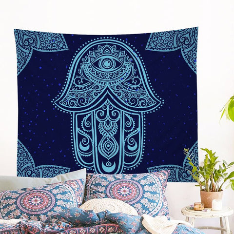Fatima Hand Wall Tapestry (PRE-ORDER)