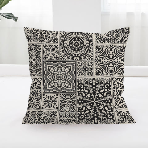 Luxe Square Cushion Cover