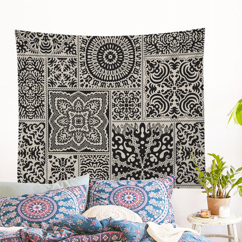 Luxe Tapestry Wall Hanging
