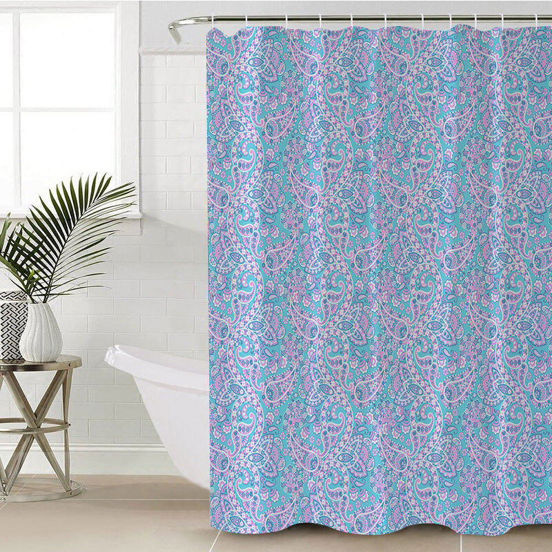 Harper Shower Curtain - Bohemian Vibes Australia