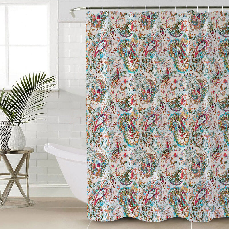 Serendipity Shower Curtain - Bohemian Vibes Australia