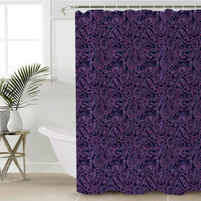 Allegra Shower Curtain - Bohemian Vibes Australia