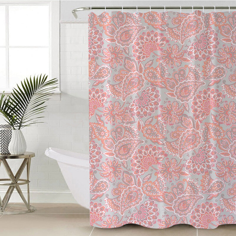 Melody Shower Curtain - Bohemian Vibes Australia