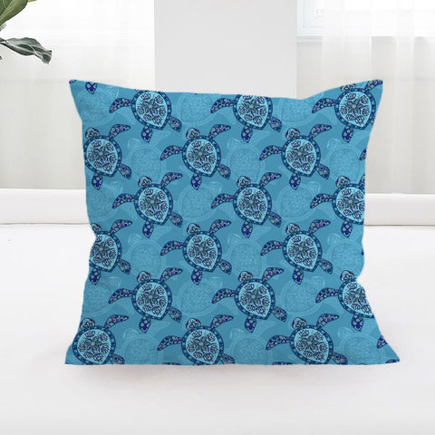 Sea Turtle Cushion Cover (PRE-ORDER)