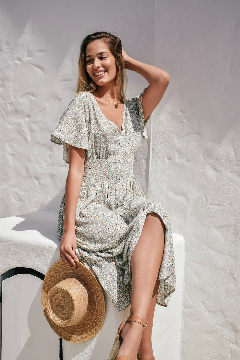 Barbados Dress - Bohemian Vibes Australia