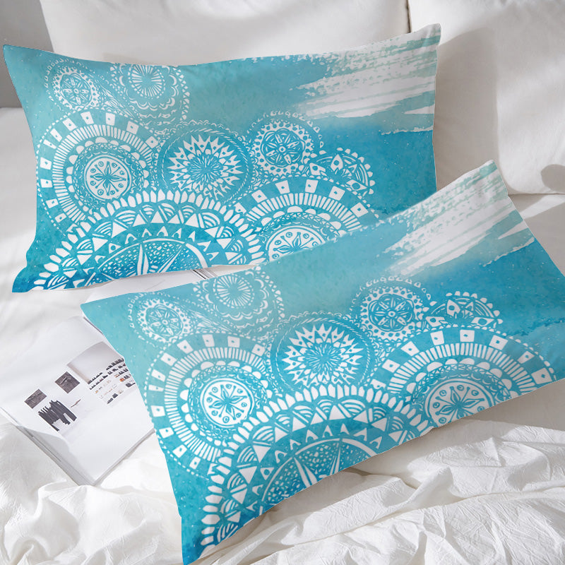 Deep Sea Pillowcases - Bohemian Vibes Australia