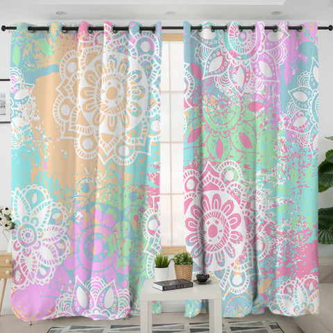 Wild and Free Curtain (PRE-ORDER)