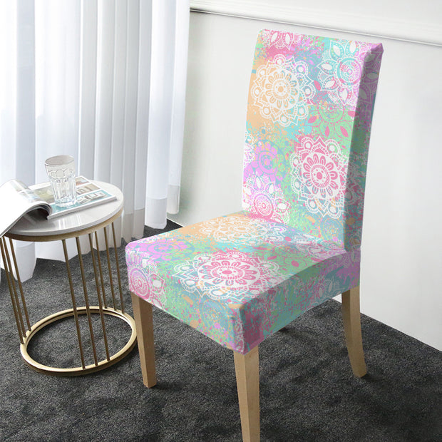 Wild and Free Chair Cover