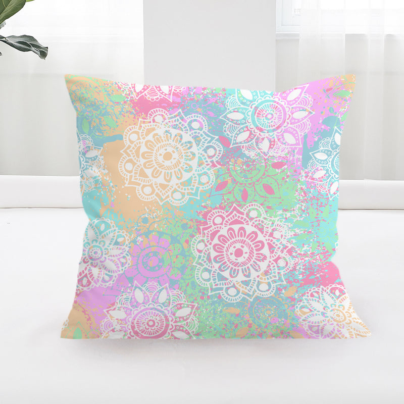 Wild and Free Cushion Cover - Bohemian Vibes Australia
