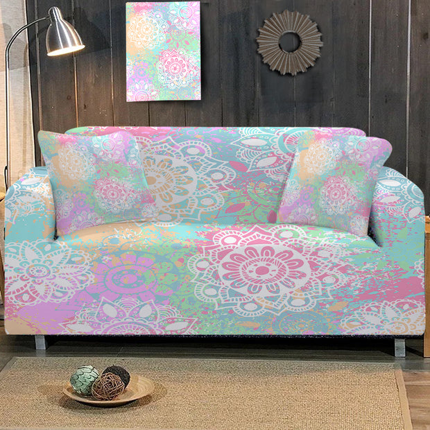 Wild and Free Sofa Cover