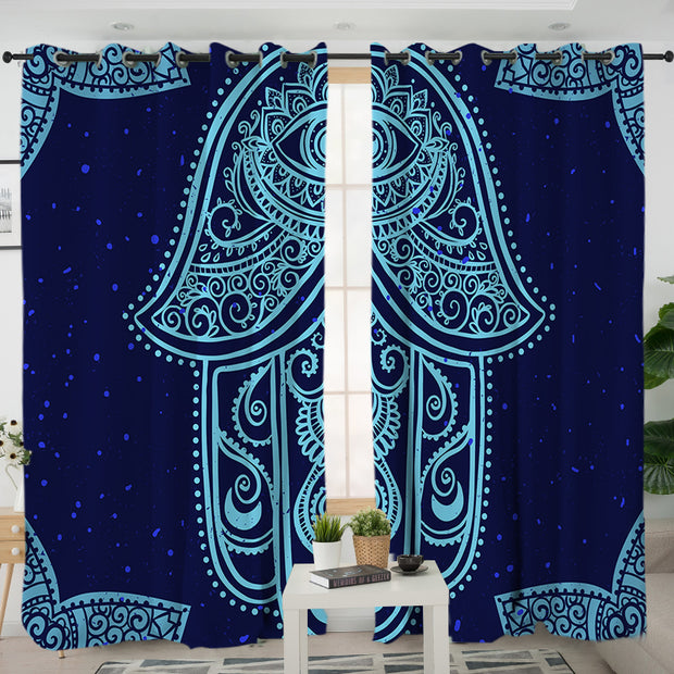 Fatima Hand Curtains