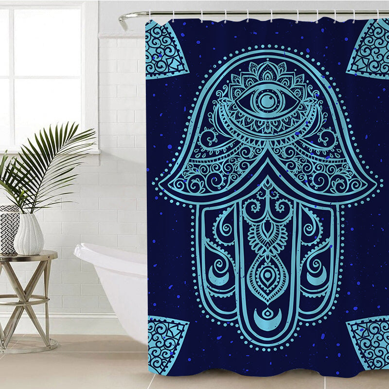 Fatima Hand Shower Curtain
