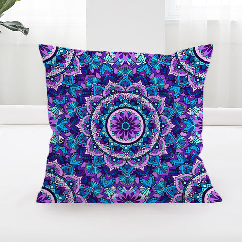 Wanderlust Square Cushion Cover **LIMITED EDITION**