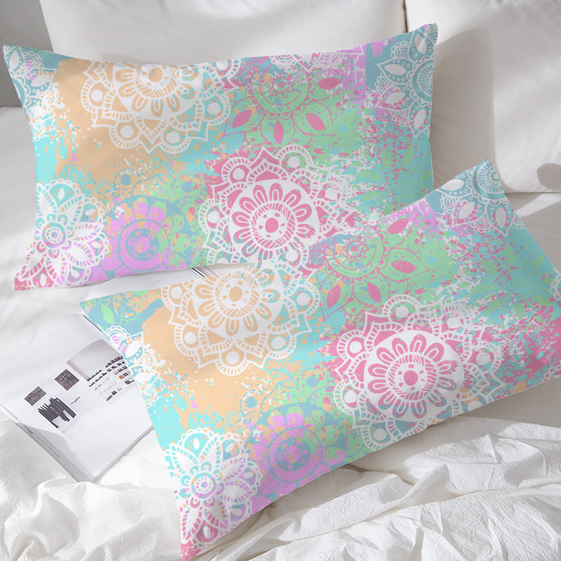Wild and Free Pillowcases - Bohemian Vibes Australia