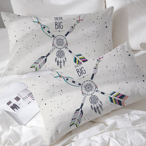 Dream Big Pillowcases