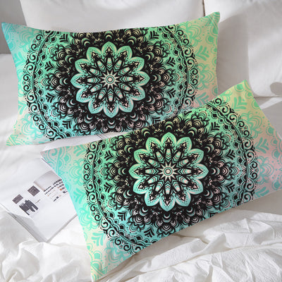 Mehndi Pillowcases