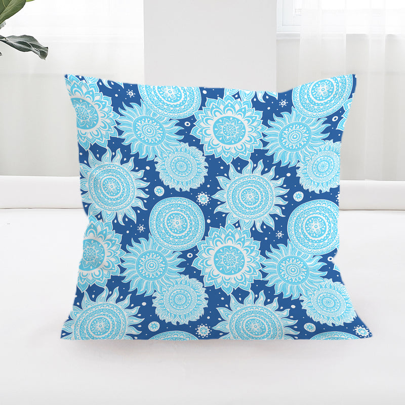 Cerelia Square Cushion Cover - Bohemian Vibes Australia