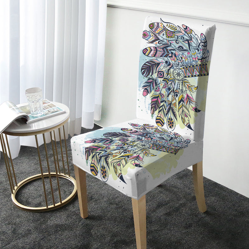 Wild Child Chair Cover - Bohemian Vibes Australia