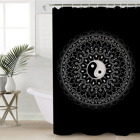 Balance Shower Curtain