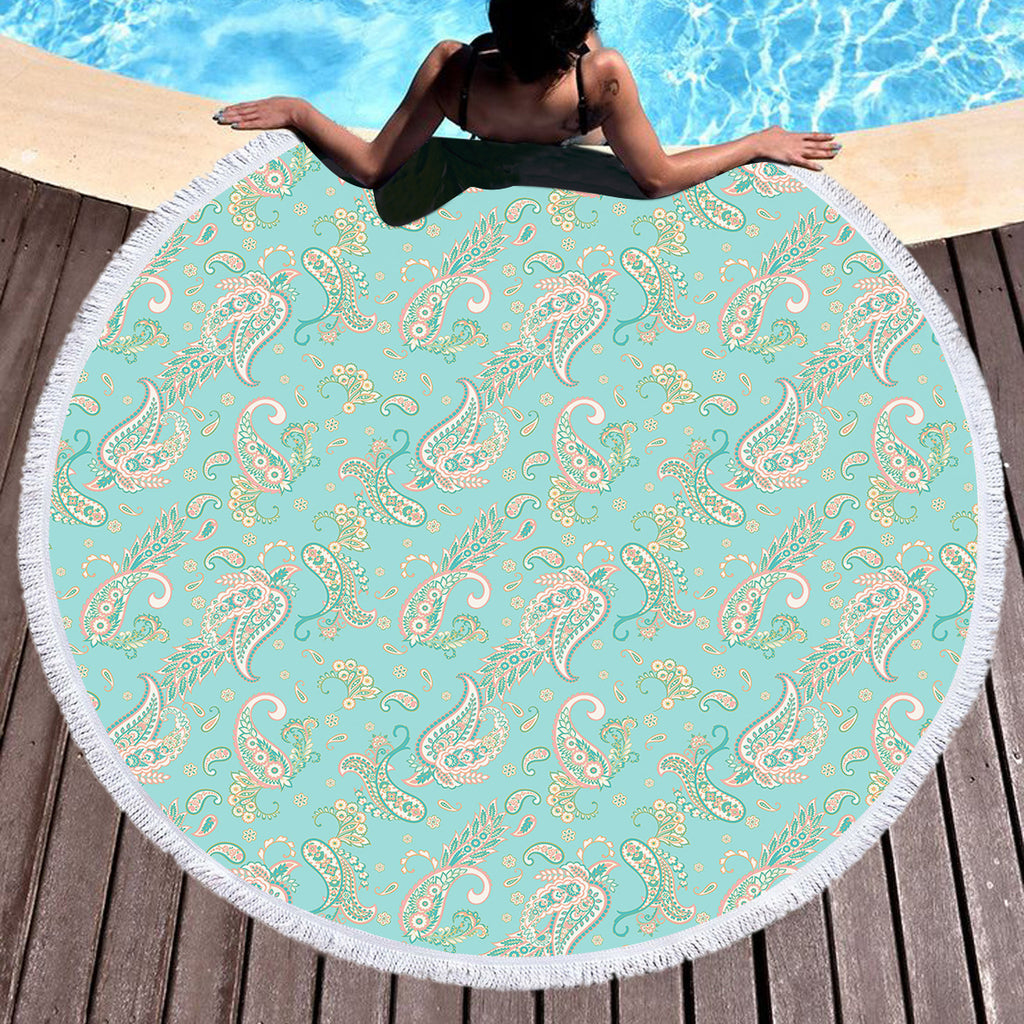 Ophelia Throw / Beach Towel - Bohemian Vibes Australia