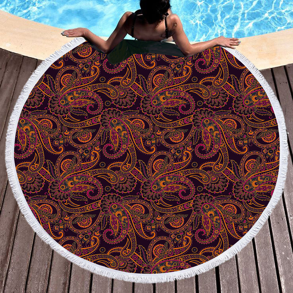 Gypsy Throw / Beach Towel - Bohemian Vibes Australia