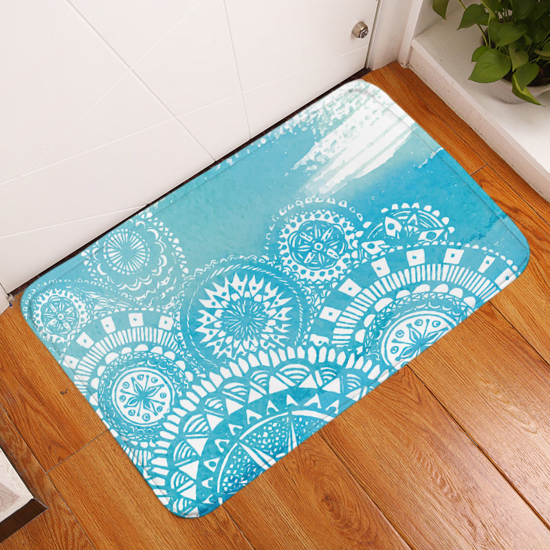 Deep Sea Floor Mat
